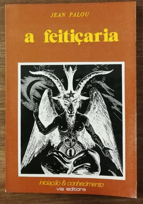 a feitiçaria, jean palou, via editora Estrela - imagem 1