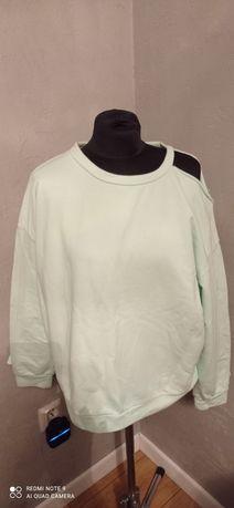 Bluza oversize szeroka