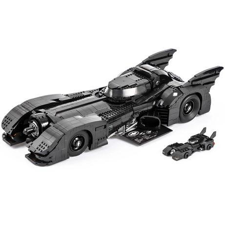 Klocki Lepin Batman Batmobil 1989r. 3472 klocków