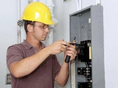 Уcлуги электрика - качеcтвенно