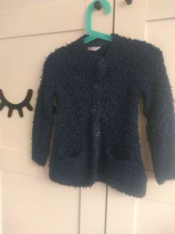 Sweterek dziewczecy 98