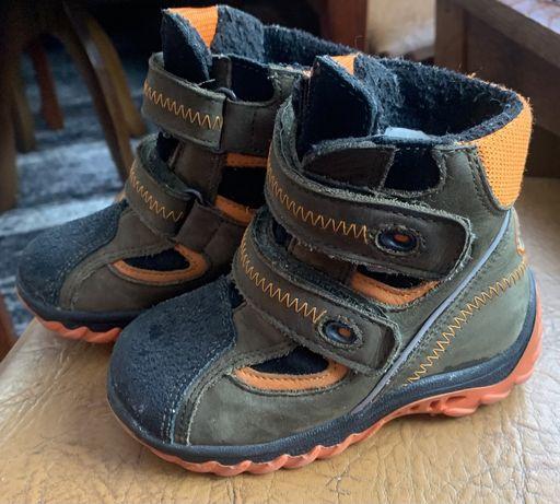 Зимові чобітки черевики сапожки Bartek  SympaTex 22 14-14,5 см