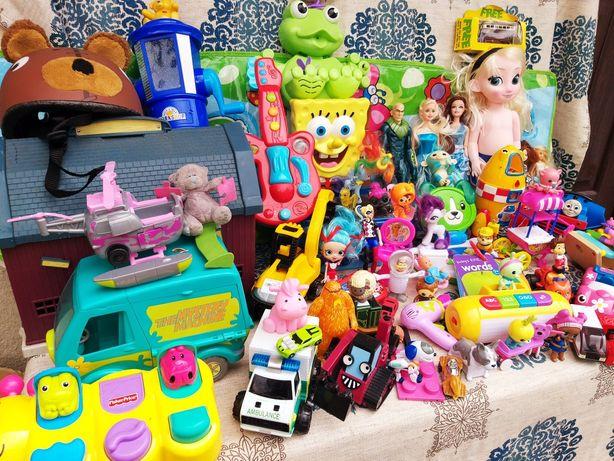 Іграшки якісні кульок сток секонд хенд игрушки