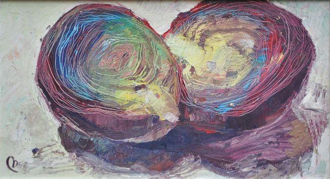 Картина ,олійні фарби, розмір 40см на 60см