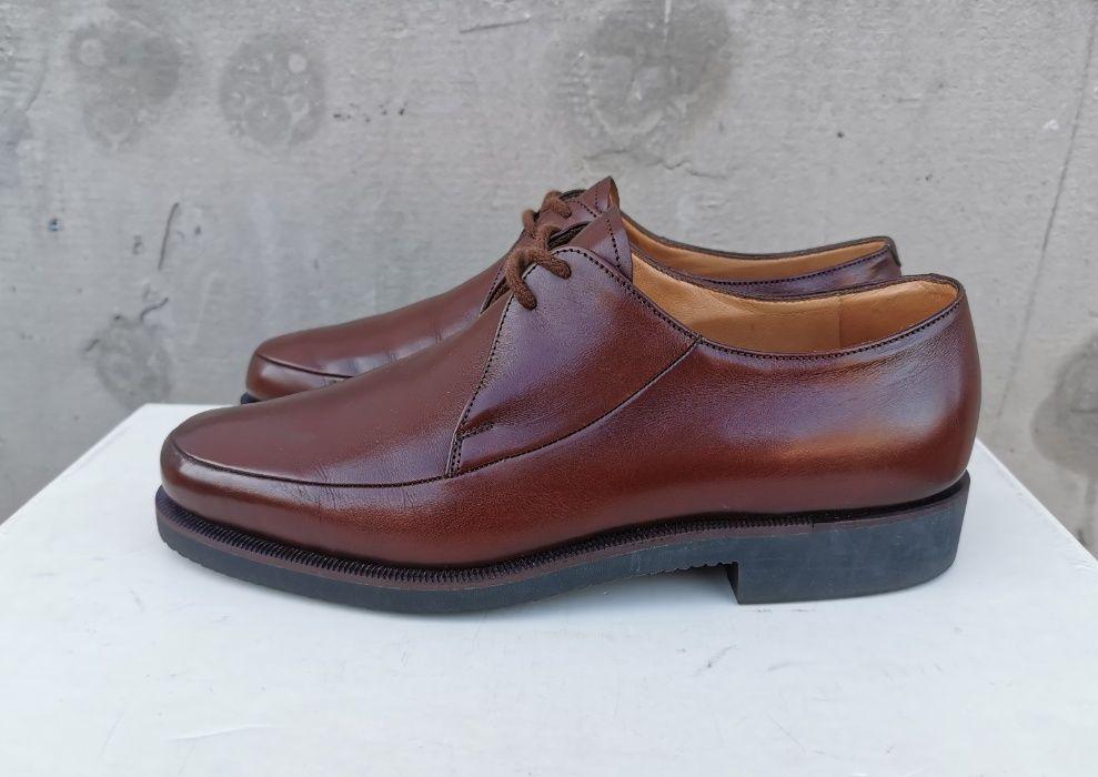 Кожаные туфли Bally 41, 5 р. Оригинал Швейцария Винница - изображение 1