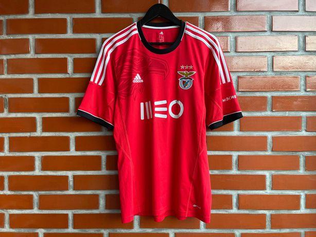 Adidas Benfica Оригинал мужская футболка футбольная форма размер L Б У