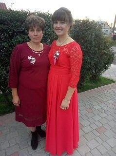 Продаю плаття яскраво червоне