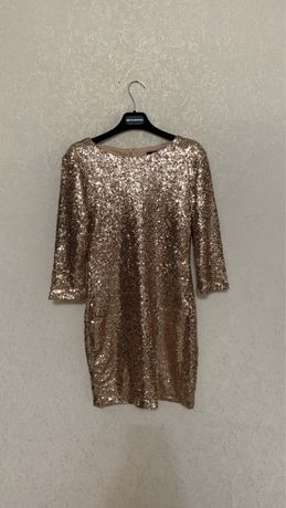 Платье с пайетками, Tfnc London