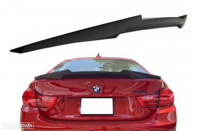 Aileron BMW M Performance Bmw Serie 4 F32 Coupe CLS Carbono