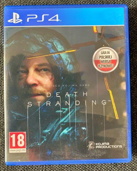 Gra Death Stranding PS4