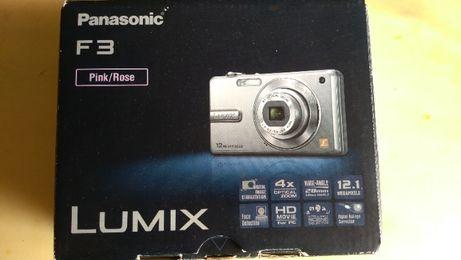 цифровой фотоапарат panasonic lumix f3 - dmc f3