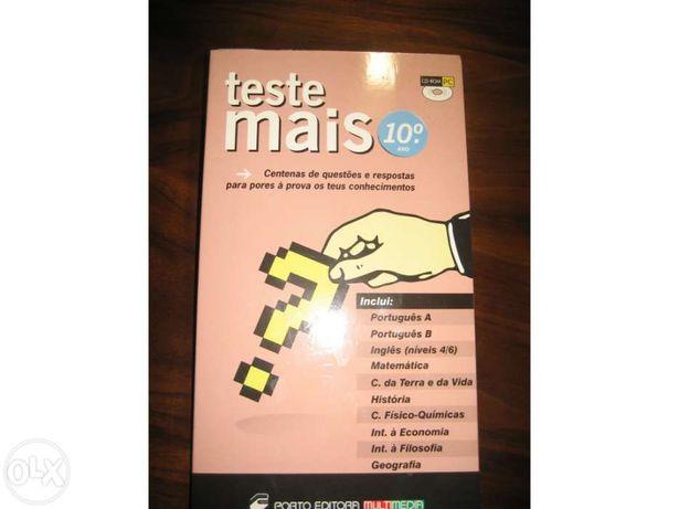 Teste Mais 10º Ano - Porto Editora Multimédia
