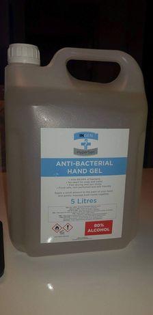 Żel antybakteryjny do  dezynfekcji rąk