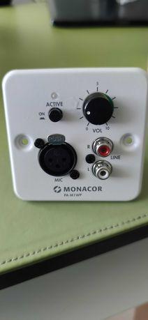 Panel ścienny PA-M1WP (MONACOR)