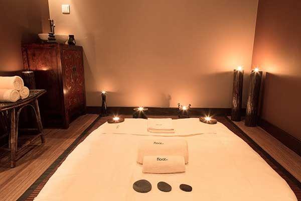 Massagens sensitivas