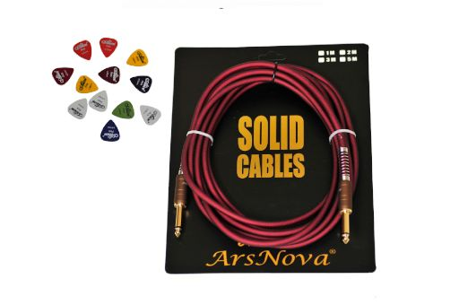 Kabel instrumentalny ArsNova AN-100 5m