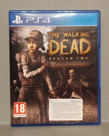 PlayStation 4! The Walking Dead Season Two! PS4 - Polecam