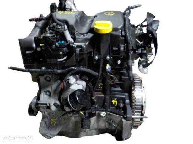 K9K666  Motor DACIA LODGY (JS_) 1.5 dCi K9K 666