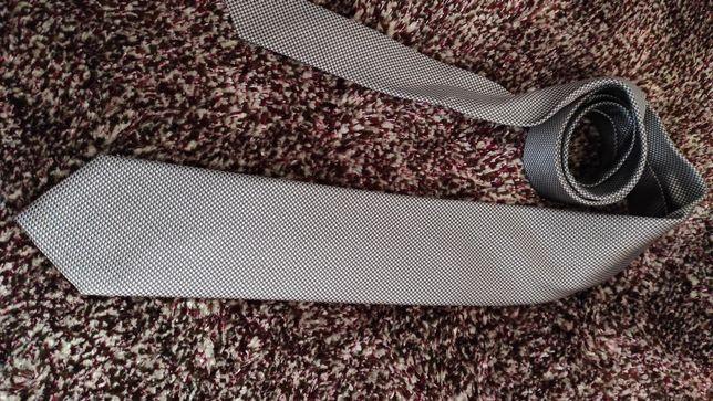 Krawat Biaggini włoski 100% jedwab