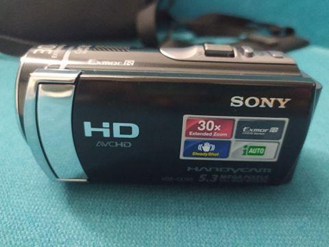 Sprzedam nową kamerę Sony HDR-CX190 + gratis torba Sony