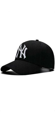 Czapka z daszkiem bejsbolówka NY haft 3D kolory