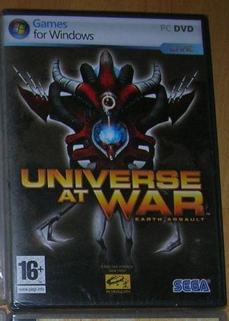 universe at war nowa gra PC