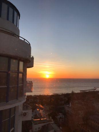 (ОМ) Продам 4х ком квартиру Мукачевский пер. Вид на море. Терраса