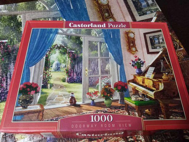 Пазлы Castorland 1000 елементов