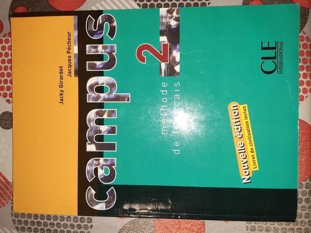 Campus 2 livre d'éléve podręcznik
