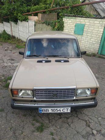 Автомобиль ВАЗ-2107
