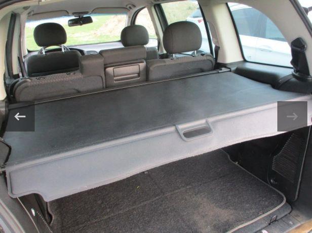 шторка багажника на Опель Зафира-А 2003. Читать описание)