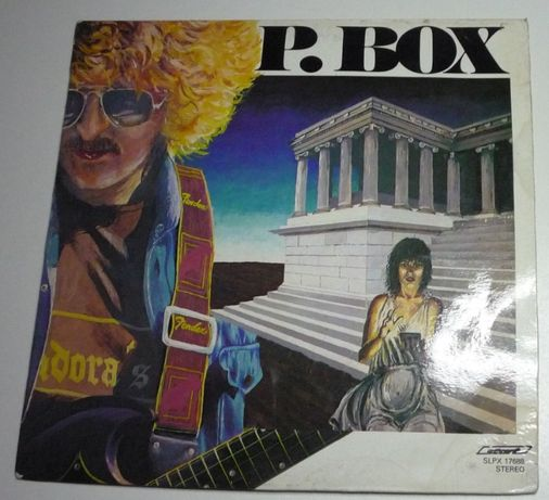 P. Box Pandora`s Box LP