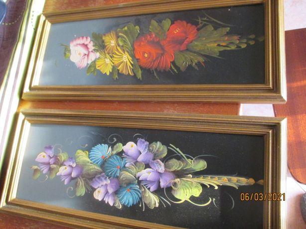 2 quadros para decoração