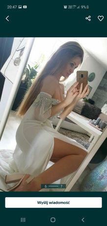 Sprzedam nową suknie ślubną  roz 40