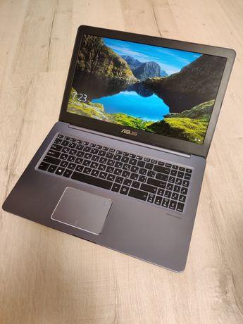 Asus vivobook pro 15 n580g i7/16ram/gtx1050/256ssd