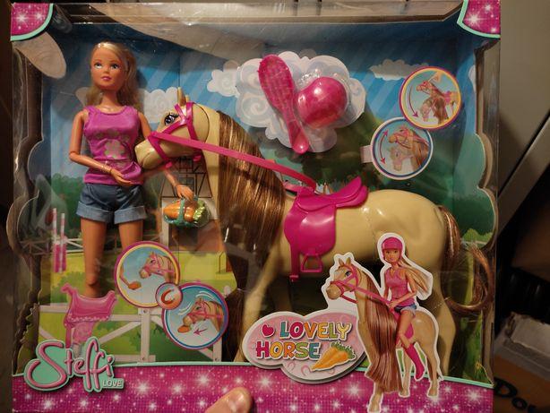 Lalka Lovely Horse Steffi Love