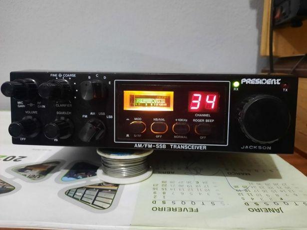 Radio cb President jachsom