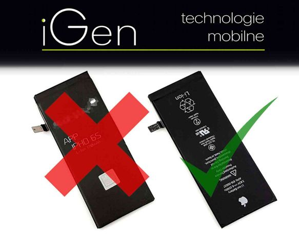 Bateria do Apple IPHONE 8 -montaż Gratis!! iGen Lublin