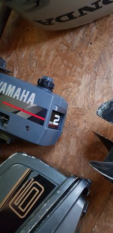 Silnik Zaburtowy Yamaha 2