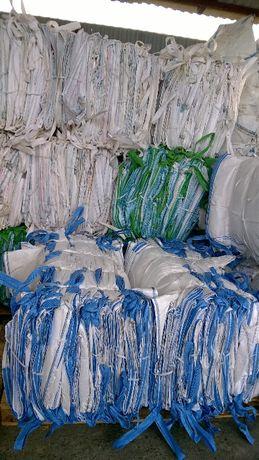 Worki Big Bag 93/94/120 super mocne na cięzkie materiały gruz kamień
