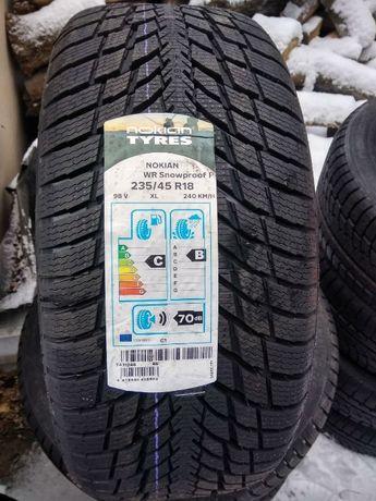Зимние шины 235/45 R18 Nokian WR Snowproof P - 2020,РАССРОЧКА 0