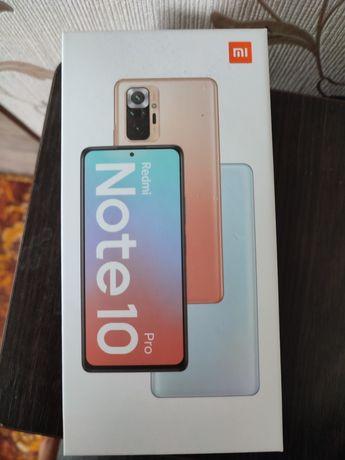 Продам Xiaomi Redmi note 10 pro 6 64 gb grey