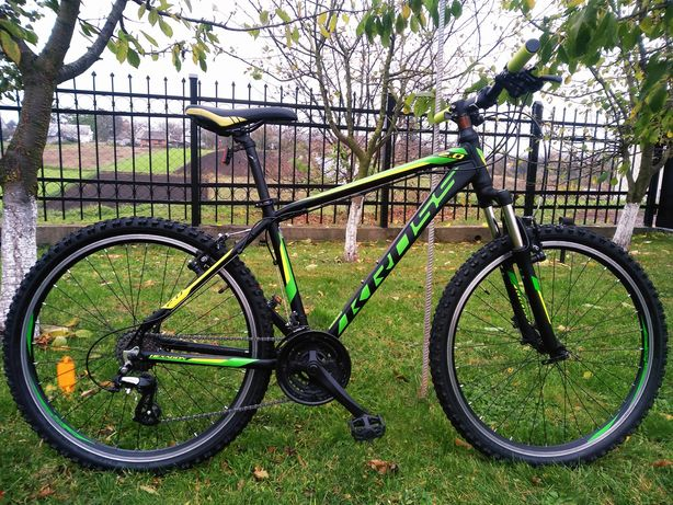 Велосипед Kross Hexagon 2.0 (2019p) 26'