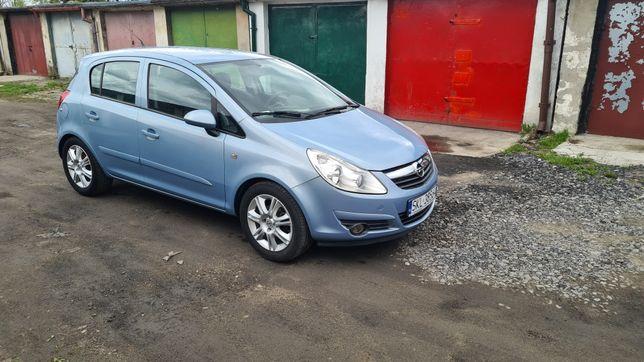 Opel Corsa 1.2 Benzyna Gaz Zadbana Zarejestrowany Klima Alufelgi