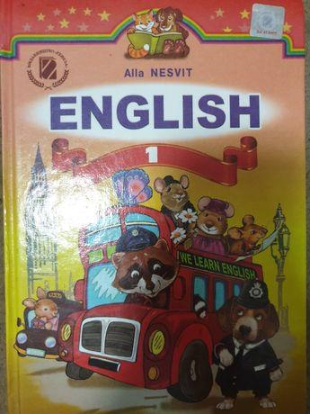 Английский язык несвит 1 класс
