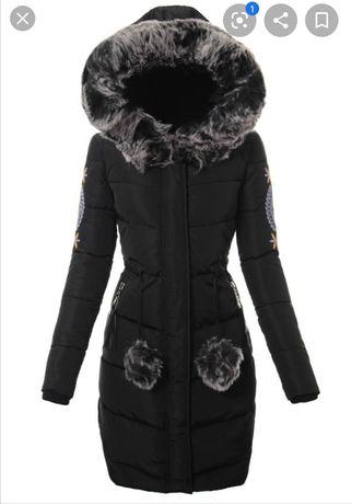 Elegancka kurtka - płaszcz rozmiar XXL.
