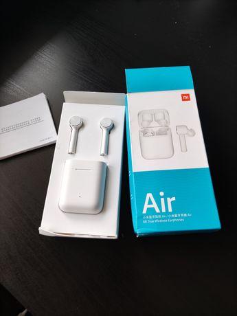 Słuchawki bezprzewodowe Xiaomi Air TWS niesprawne