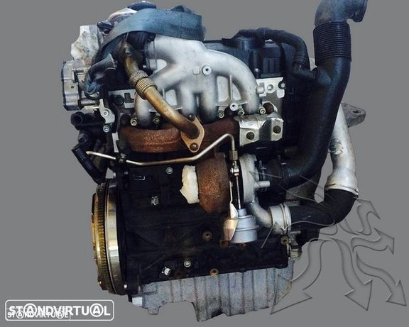 Motor VOLKSWAGEN T5 TRANSPORTER/FURGONETA 1.9tdi 2008 Ref: AXC
