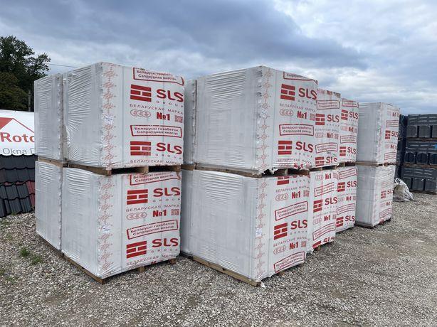 Beton komórkowy (suporex) 24x24x60