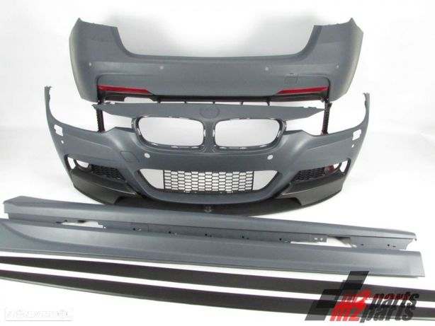 KIT M/ PACK M PERFORMANCE BMW Serie 3 Carrinha (F31) BODYKIT COMPLETO Novo/ ABS